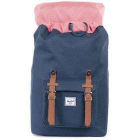 Herschel Little America Mid-Volume Backpack Navy/Tan